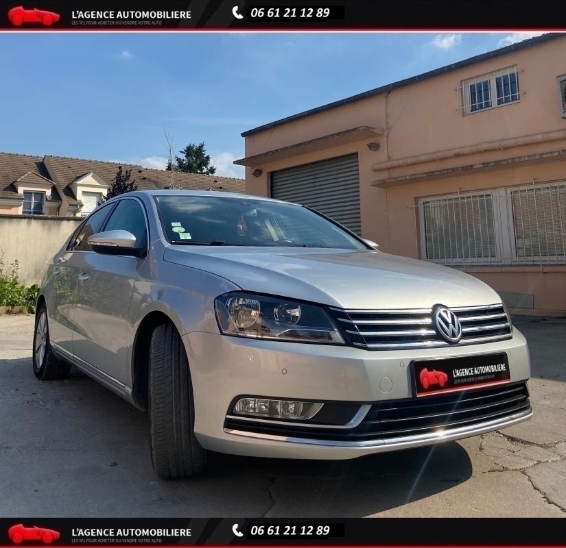 Volkswagen Passat 1.6 TDI 105 BLUEMOTION CONFORT LINE GAR 1 AN
