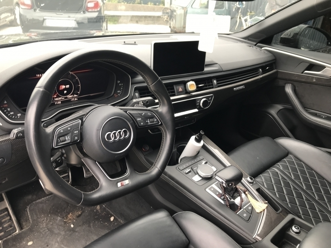 Audi S5 Sportback 3.0 TFSI V6 Quattro Tiptronic