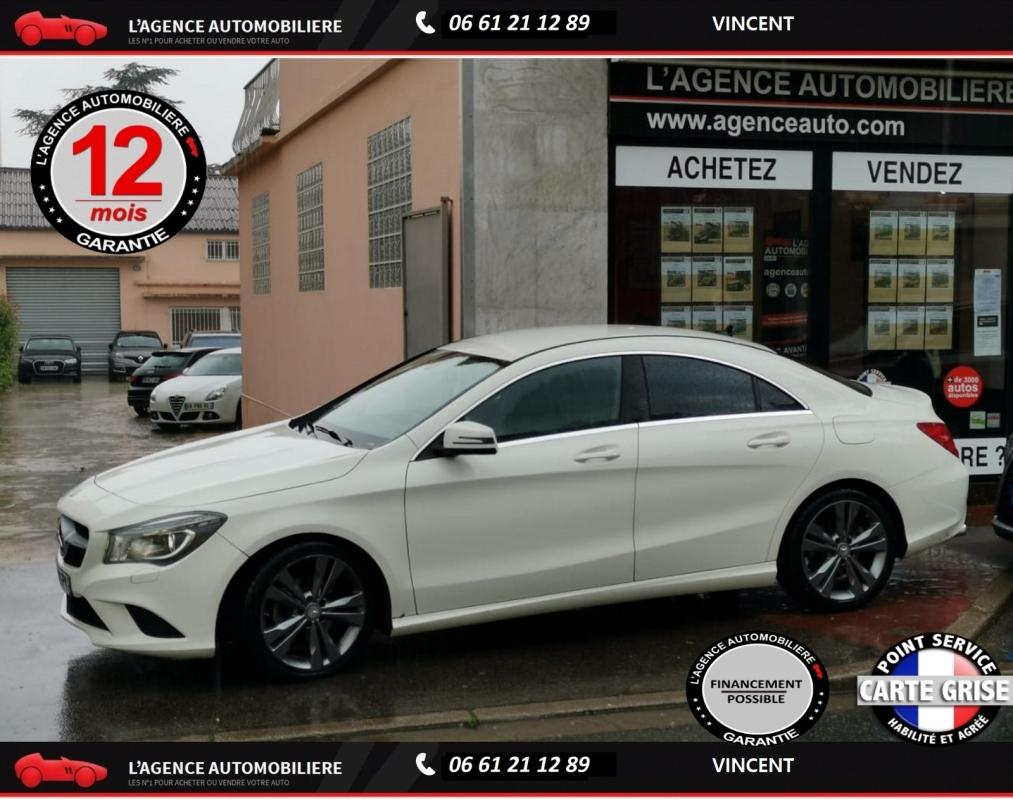 Mercedes CLA COUPE 180 CDI 110 SENSATION GARANTIE 1 AN