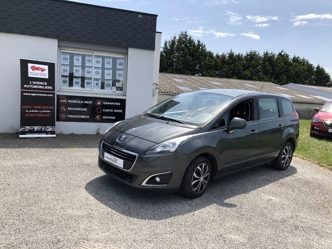 Peugeot 5008 1.6 E-HDI 115 Business ETG6