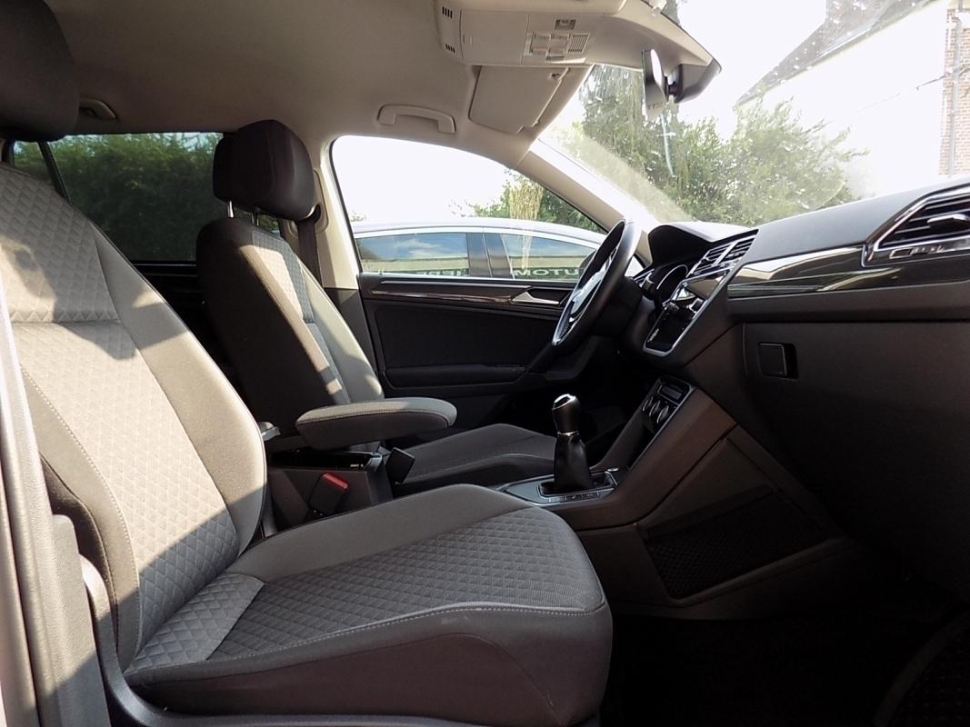 Volkswagen Tiguan 1.4 TSI 150 CONFORTLINE