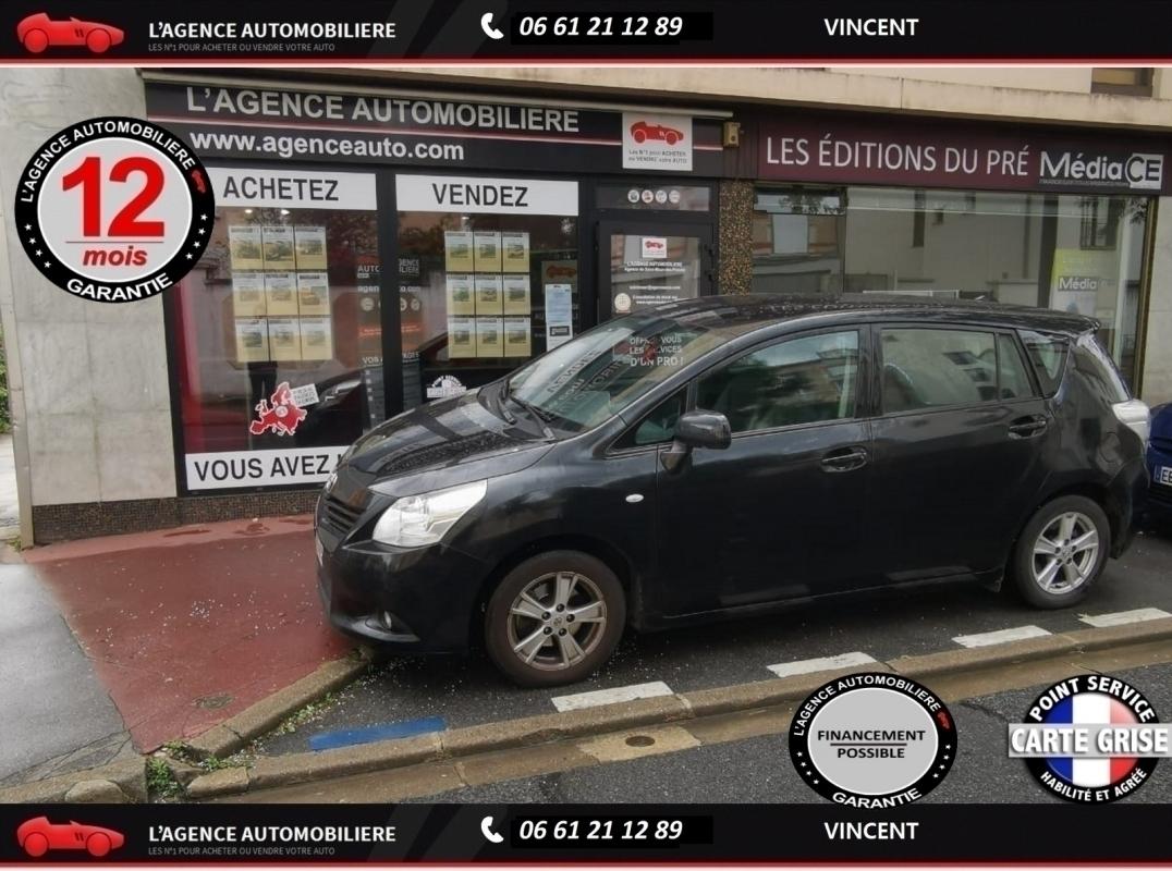 Toyota Verso 2.0 D4D 125 DYNAMIC 7 PL GARANTIE 1 AN