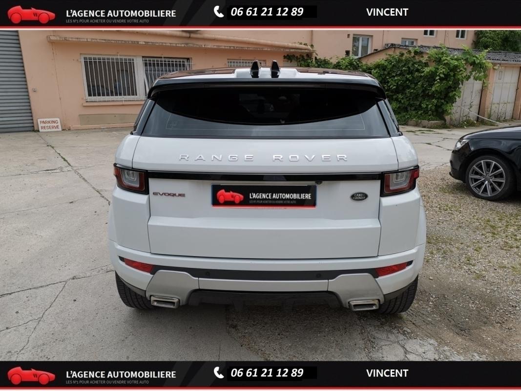 Land Rover Range Rover Evoque 2.0 TD4 150 SE DYNAMIC 4WD BVA GARANTIE 1 AN