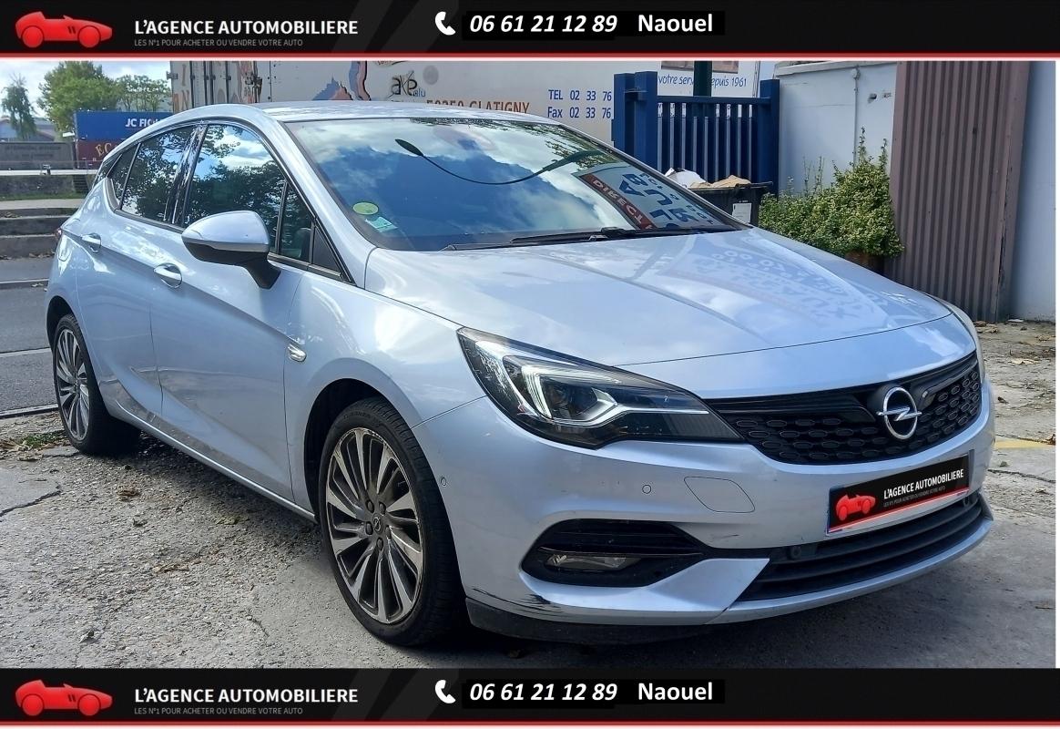 Opel Astra 1.5 D 120 ELEGANCE GARANTIE CONSTRUCTEUR