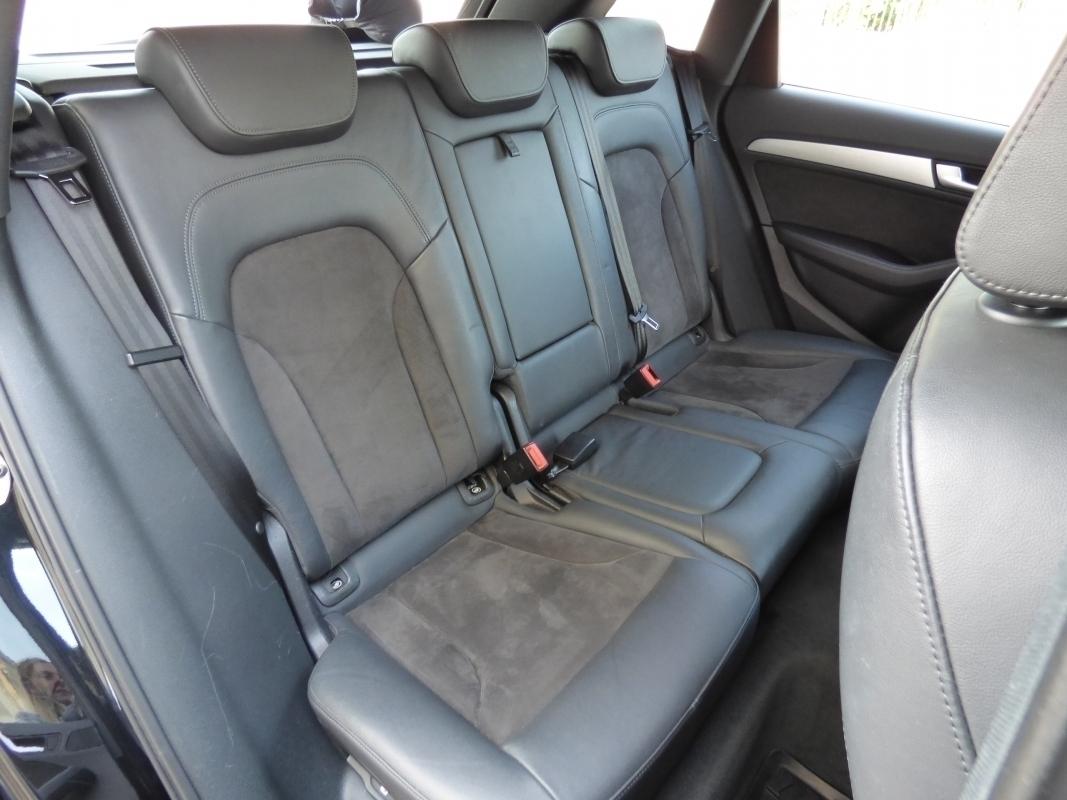 Audi SQ5 3,0 V6 BITDI 313 Quattro TipTronic 8 BVA
