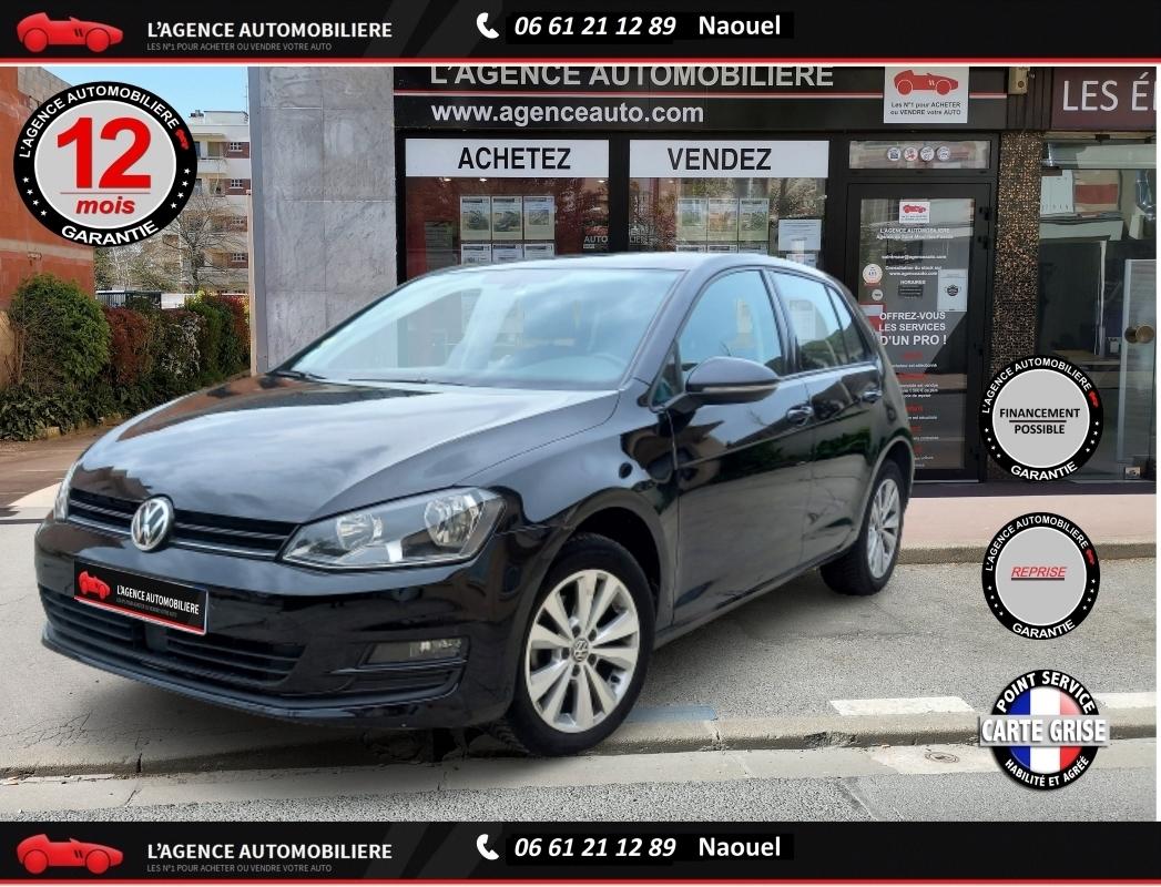 Volkswagen Golf 1.6 TDI 110 GARANTIE 1 AN