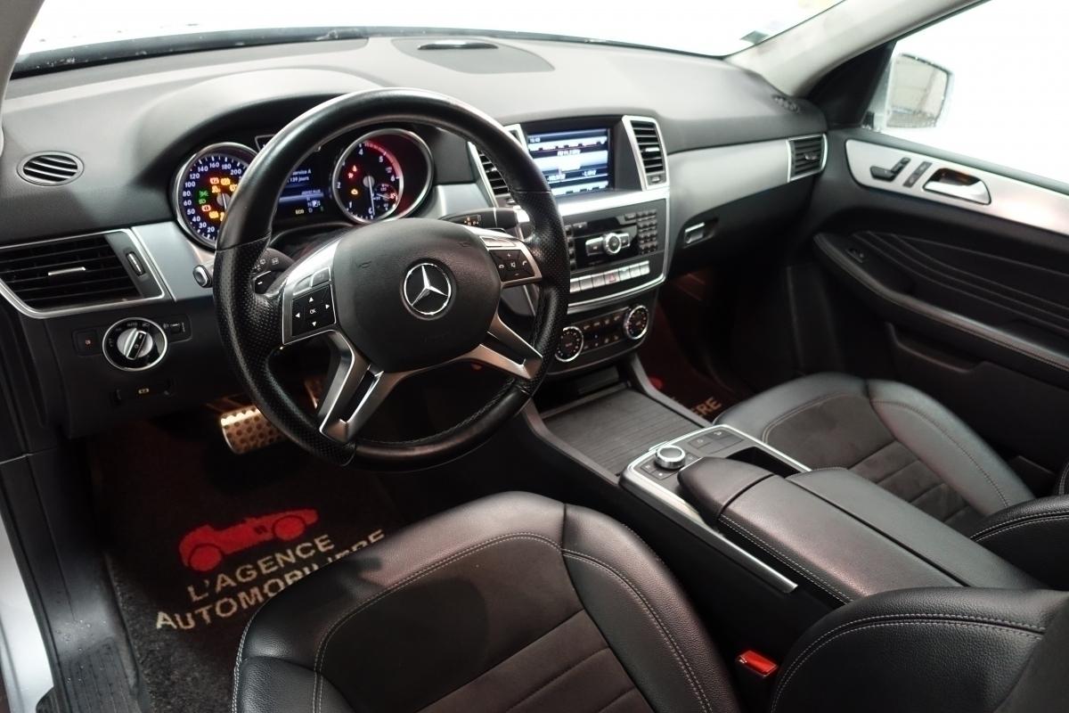 Mercedes Classe M III 250 BLUETEC 4MATIC SPORT 7G-TRONIC