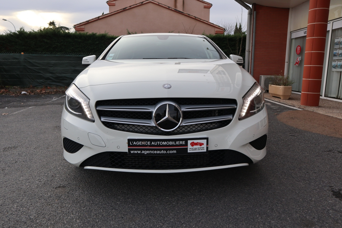 MERCEDES-BENZ Classe A -- 200 CDI Sensation GPS,Caméra, Aide au parking