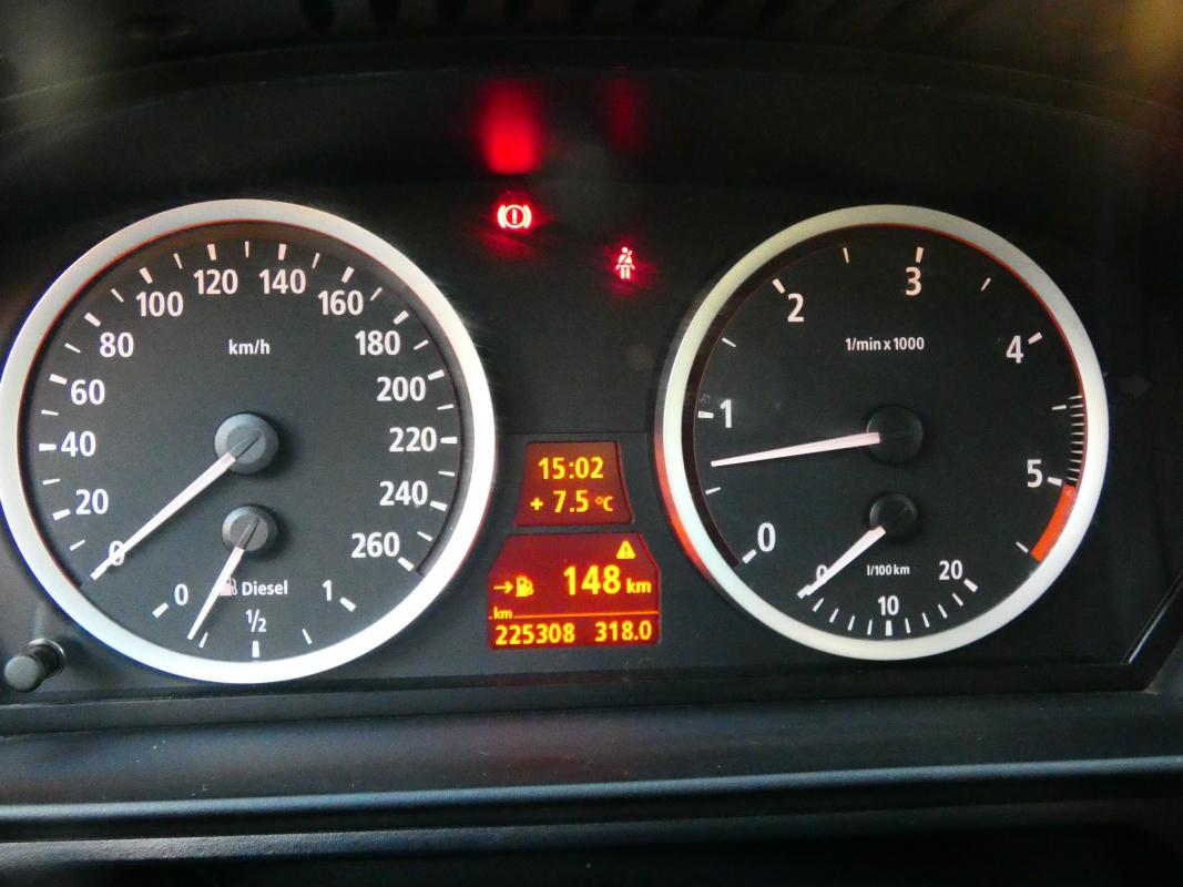 Bmw Serie 5 Série 5 (E60) Berline 525d 2.5 d 177cv BVM