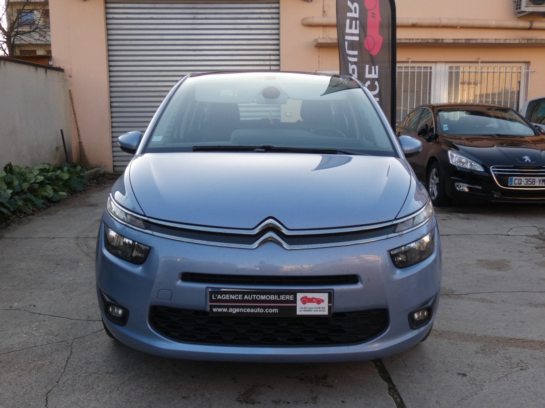 Citroen C4 Grand Picasso (Citroen) II Grand 1.6 BlueHDi EAT6 120 cv BVA