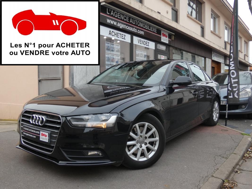 Audi A4 Série 3 (8K2) Phase 2 2.0 TDi 16V FAP 136 cv BVM
