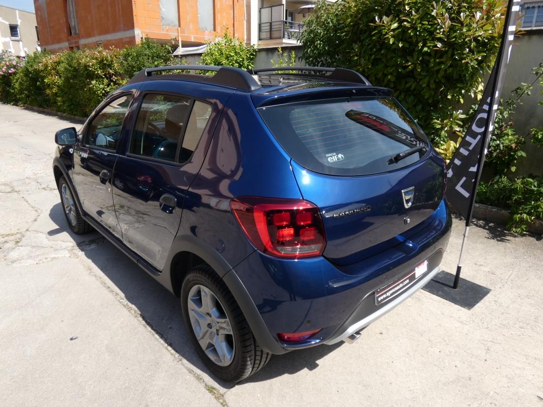 Dacia Sandero II STEPWAY 1.5 Blue dCi 95 (B8JL) BVM