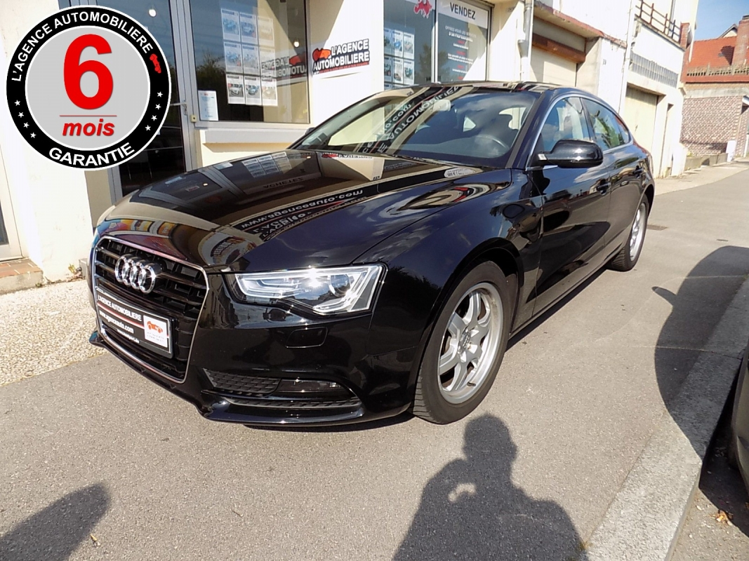 Audi A5 (Audi) 2.0 TDI 150 SPORTBACK