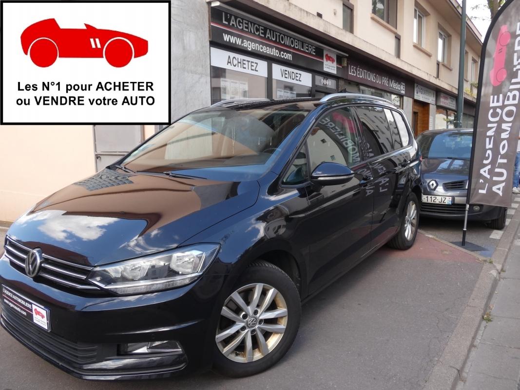 Volkswagen Touran (Volkswagen) CONFORT LINE III 1.6 TDI BlueMotion DSG7 115 cv BVA
