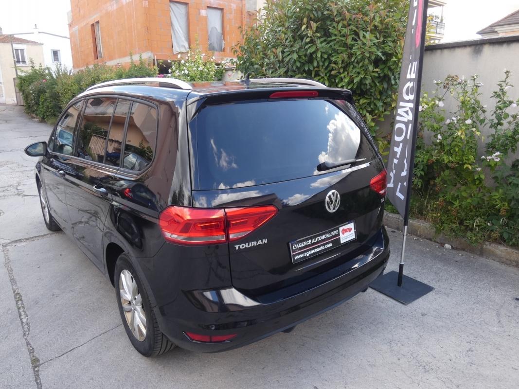 Volkswagen Touran CONFORT LINE III 1.6 TDI BlueMotion DSG7 115 cv BVA