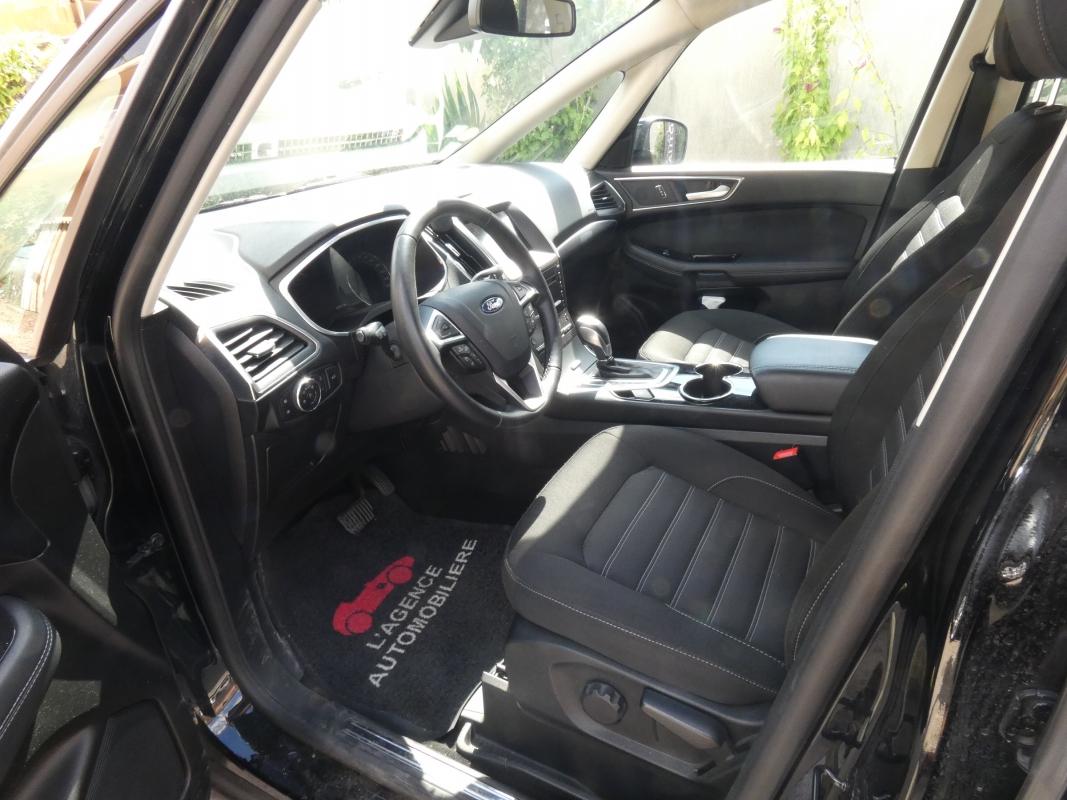 Ford Galaxy TITANIUM POWERSHIFT BVA III 2.0 TDCi 16V PowerShift BVA S&S 150 cv 7 Places