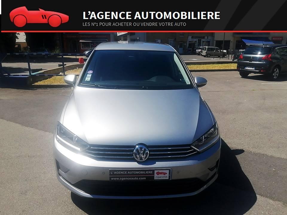 Volkswagen Golf Sportsvan (Volkswagen) TSI 150Ch Bluemotion Conforline DSG7