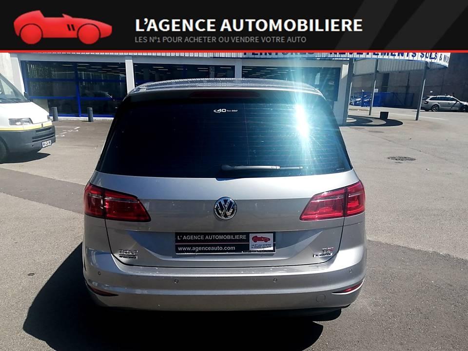 Volkswagen Golf Sportsvan TSI 150Ch Bluemotion Conforline DSG7