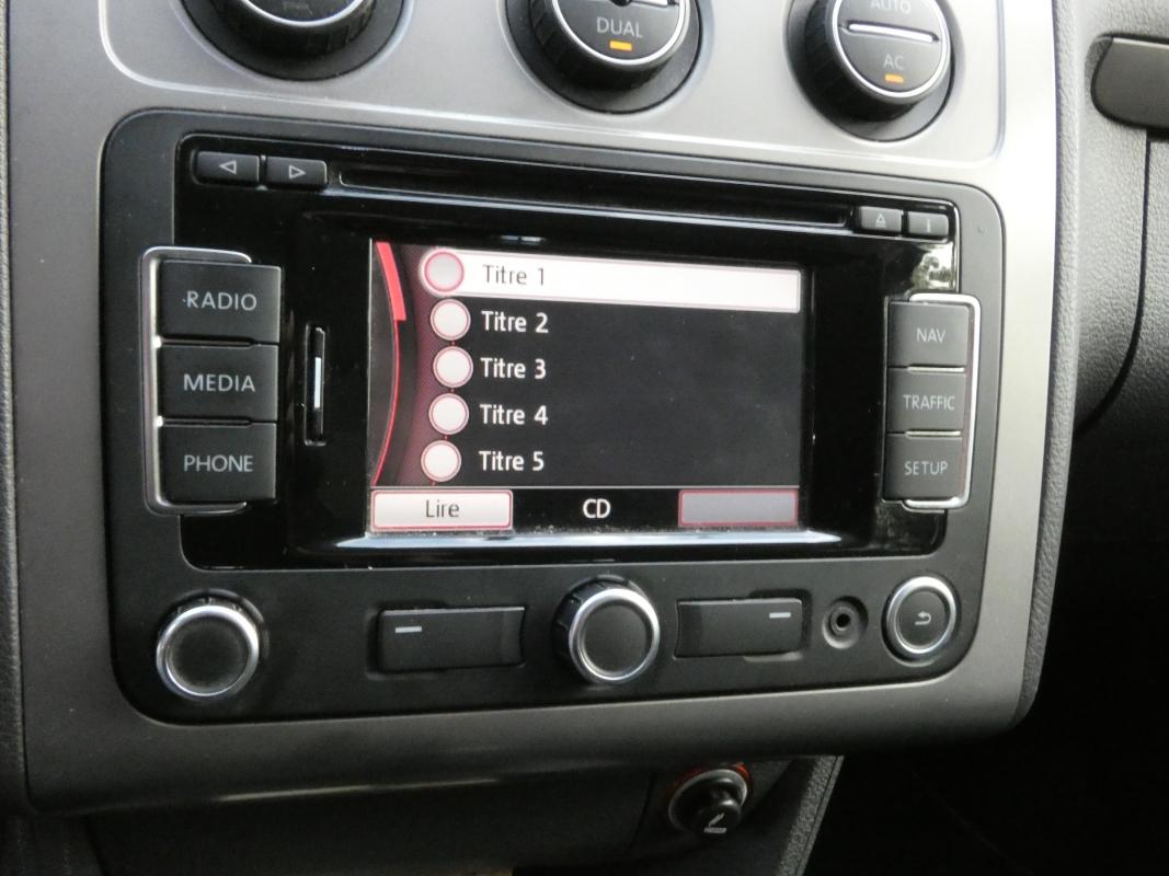 Volkswagen Touran 1.9 105 Chv Confortline UNITED  Suréquipée GPS XENON