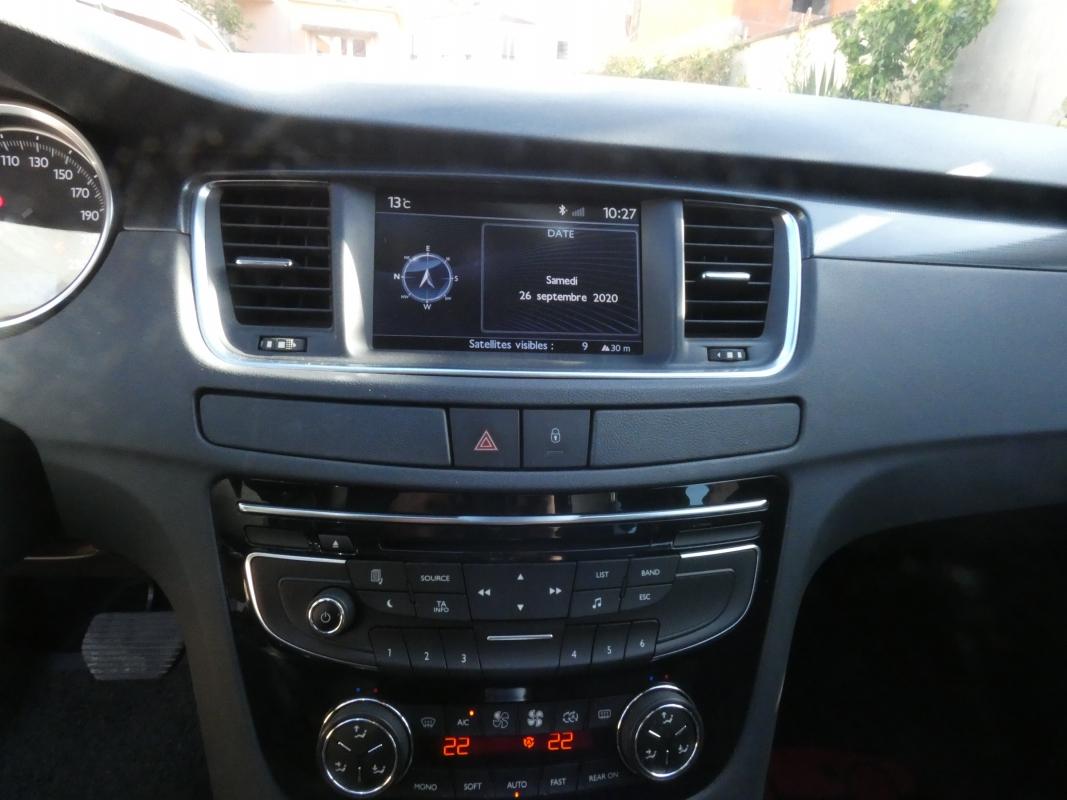 Peugeot 508 FELINE 2.0 HDi FAP 16V 163 cv BVA