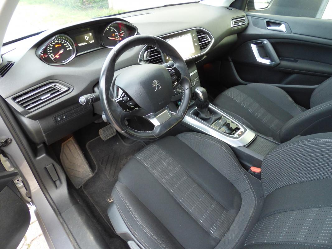 Peugeot 308 SW 1,6 HDI 120 Allure BVA