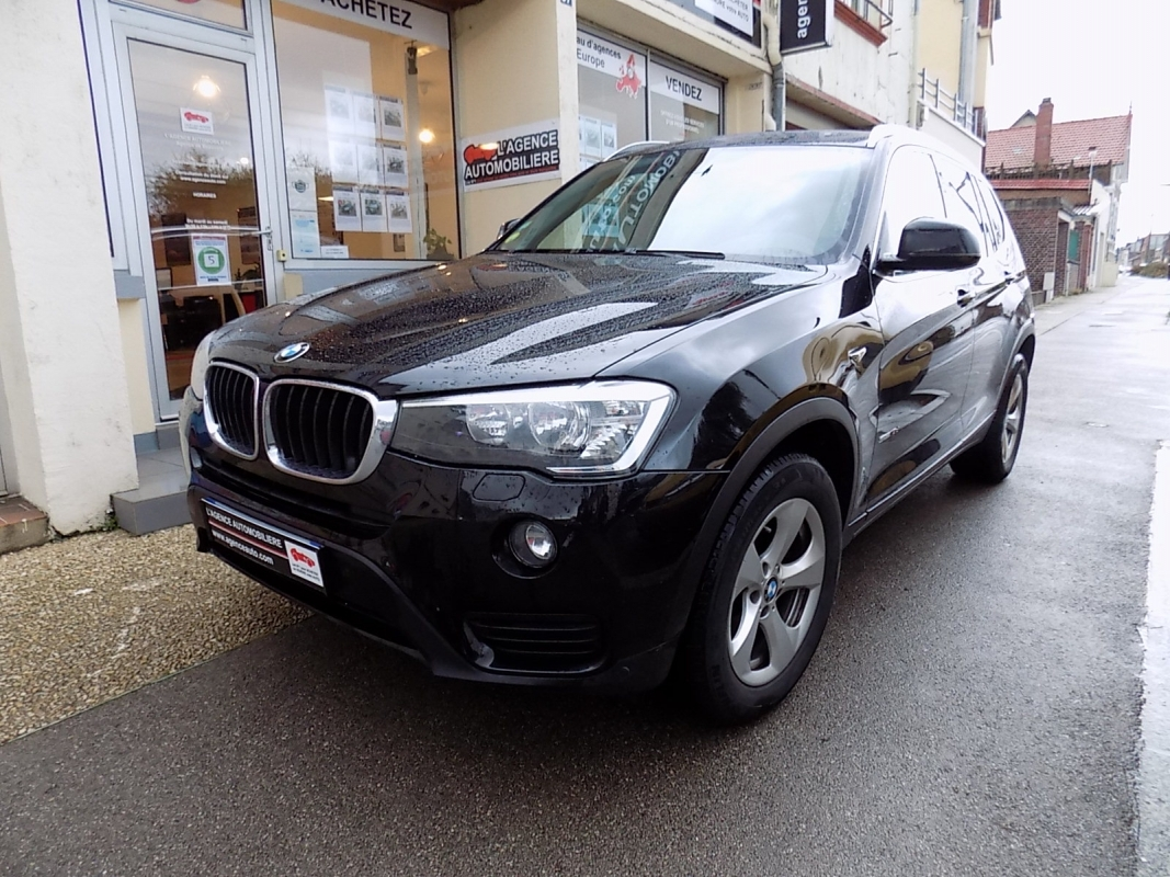 Bmw X3 Sdrive 18da 150 Lounge Plus