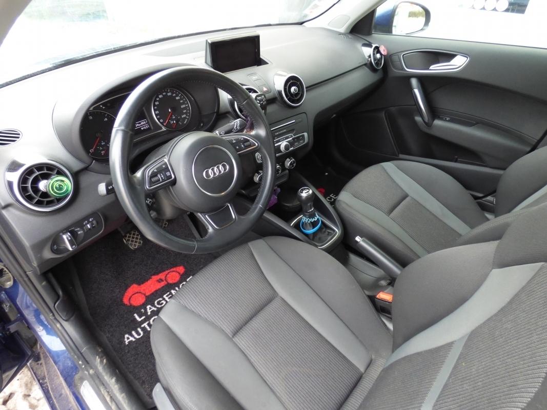 Audi A1 Sportback 1,6 TDI 116 Ambiente