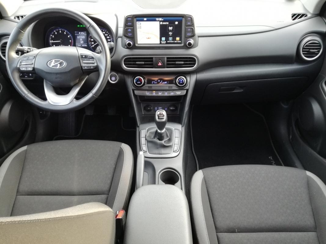 Hyundai KONA 1.0 T-GDI 120 CREATIVE
