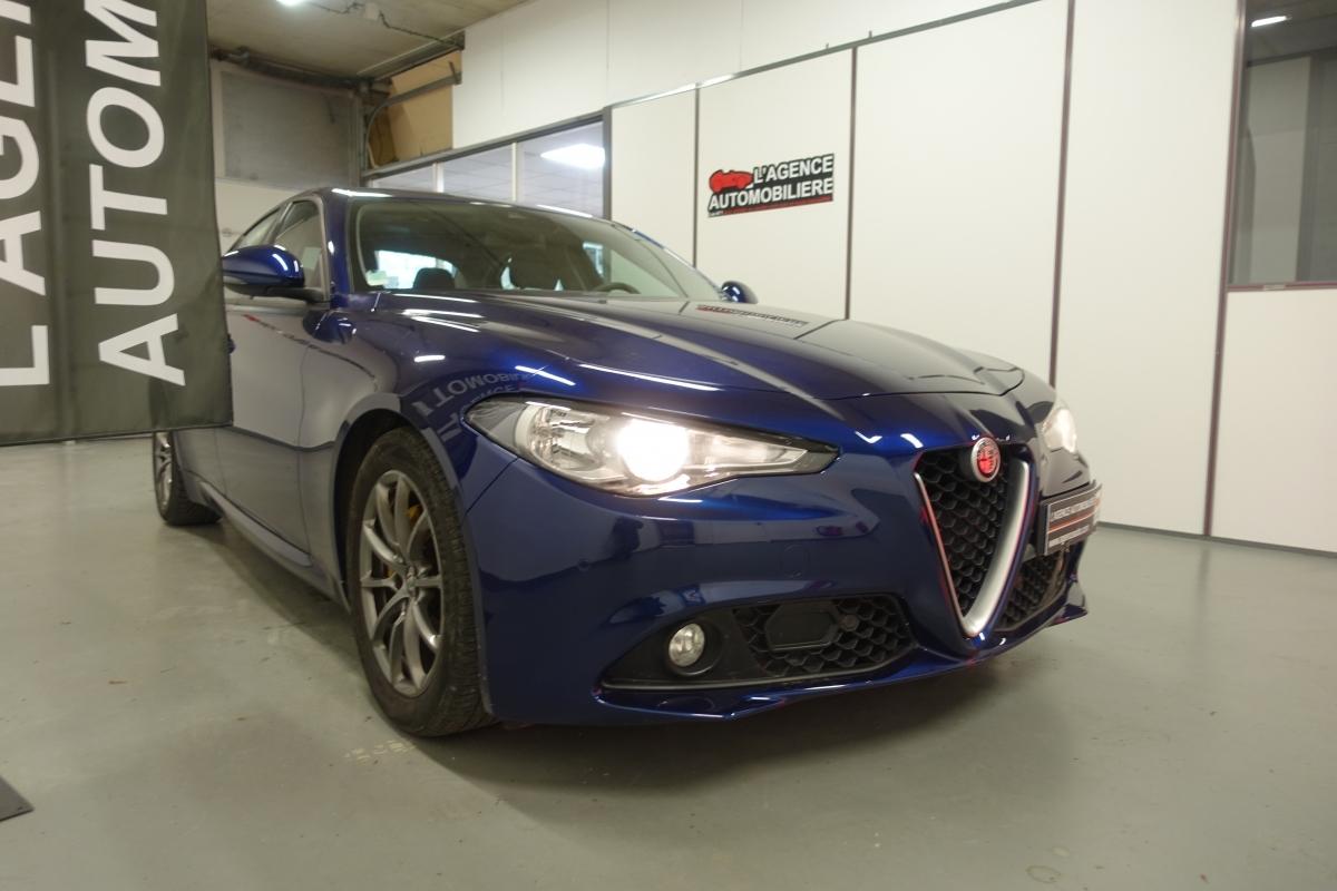 Alfa Romeo GIULIA II 2.2 150 PACK BUSINESS AT8 + CAMERA