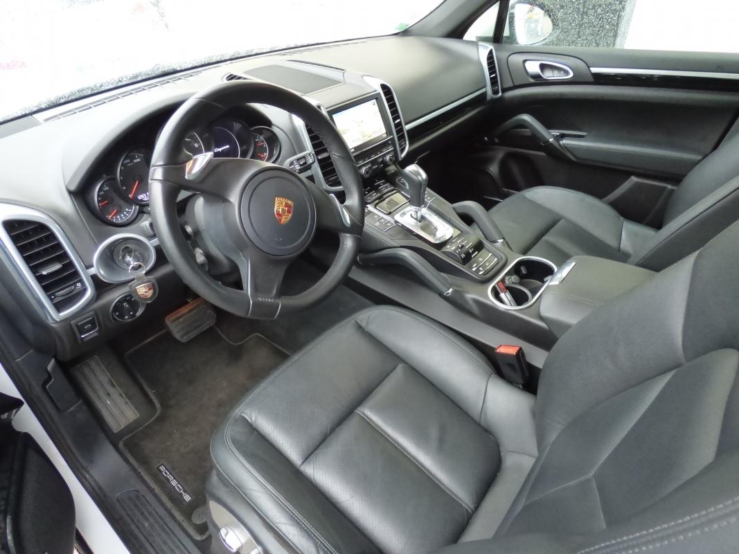 Porsche Cayenne 3,0 V6 TDI  245 Tiptronic 8