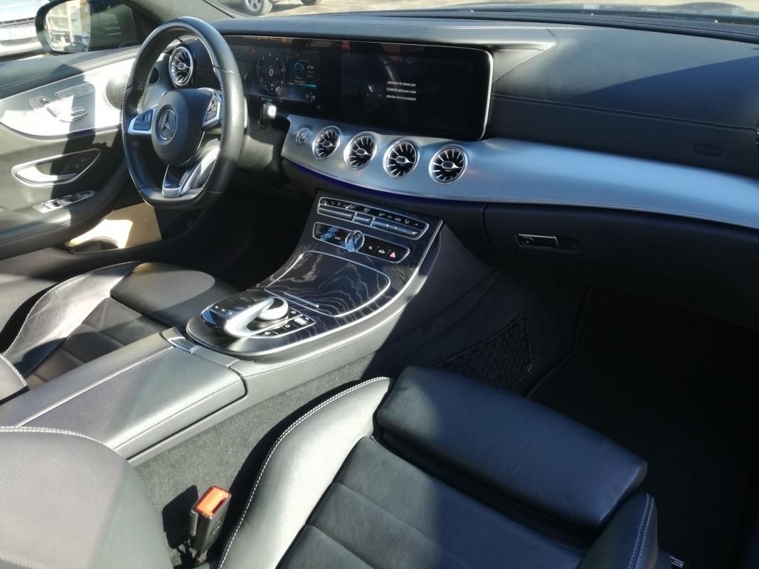 Mercedes Classe E Coupe Coupé 220D 194ch Pack-AMG