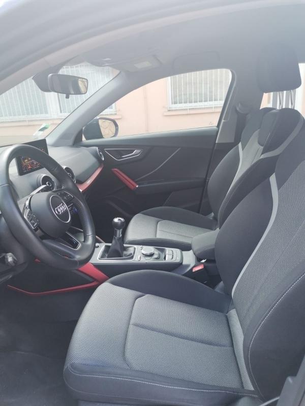 Audi Q2 1.0 TFSI 115 SPORT GARANTIE 1 AN