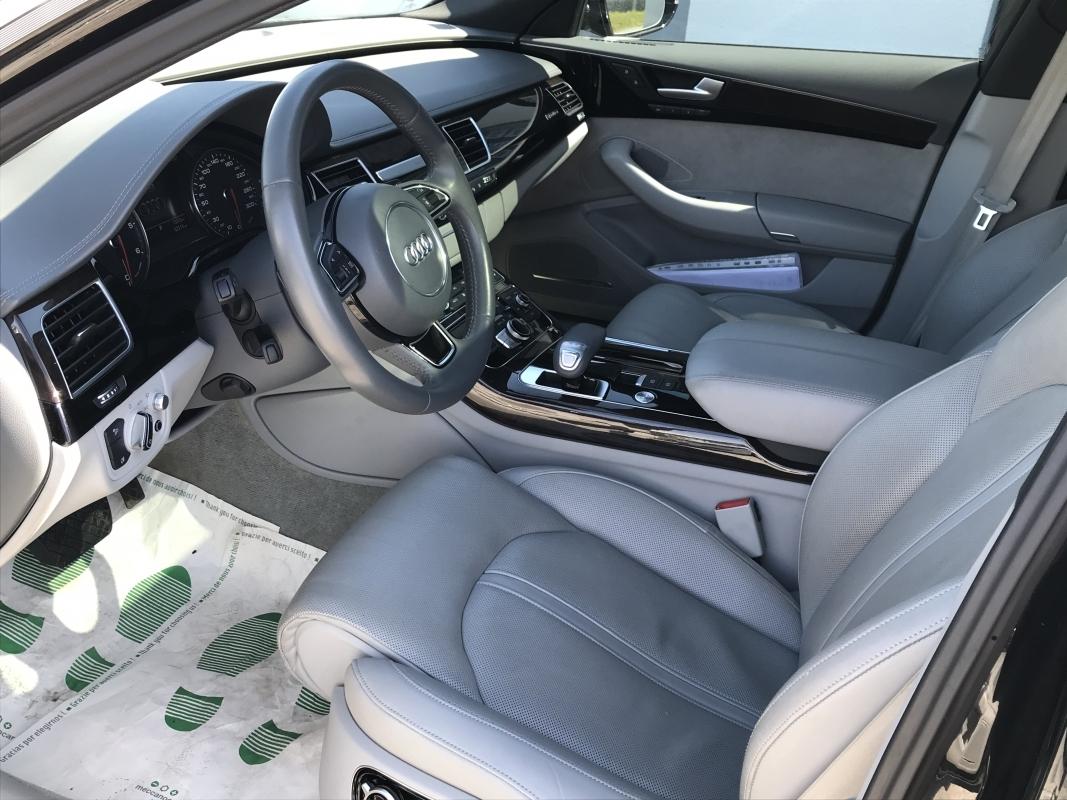 Audi A8 L V6 3.0 TDI 262 Avus Quattro Tiptronic 8