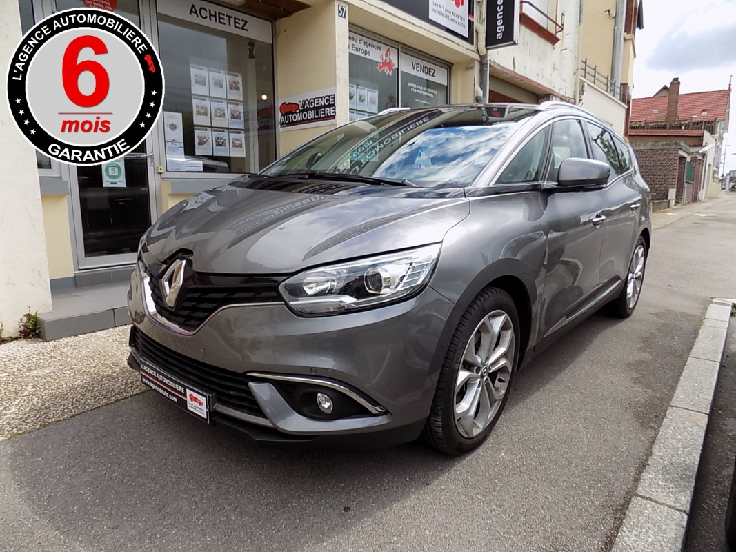 Renault Scenic GRAND SCENIC 1.2 TCE 130 BUSINESS 7 PLACES