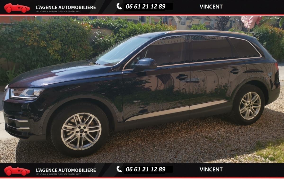 Audi Q7 3.0 TDI 220 CLEAN-DIESEL S-LINE QUATTRO TIPTRONIC BVA