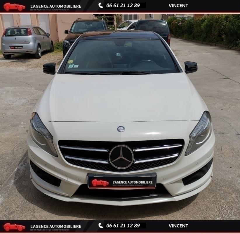 Mercedes Classe A 200 CDI FASCINATION PK AMG GAR 1AN